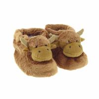 Glen Appin 格倫阿平高地奶牛兒童鞋