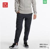 UNIQLO 优衣库  172362 BLOCKTECH 摇粒绒运动长裤