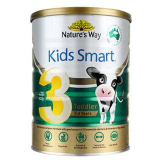 Nature's Way Kids Smart 婴幼儿配方奶粉 3段 900g