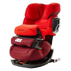 德国 CYBEX 赛百斯 Pallas 2-fix 儿童汽车安全座椅  伦巴红