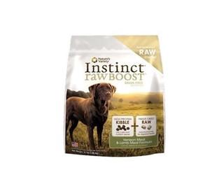 Instinct 百利 生鲜鹿肉全犬配方 12.3磅