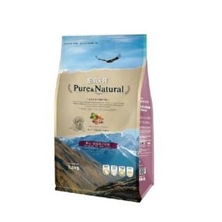 凑单品 : Pure&Natural 伯纳天纯 天然无谷泰迪/贵宾幼犬专用奶糕粮 1.5kg