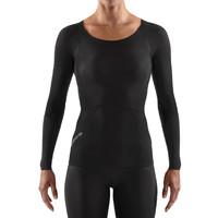 SKINS 思金斯 女士健身服 B48001005 黑色 XS