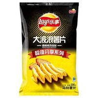 Lay's 乐事 大波浪薯片 香脆烤鸡翅味 235g