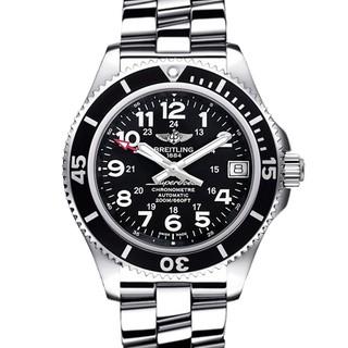 值友专享,淘金V计划 : BREITLING 百年灵 Superocean II 36系列 A17312C9-BD91-179A 中性款机械腕表