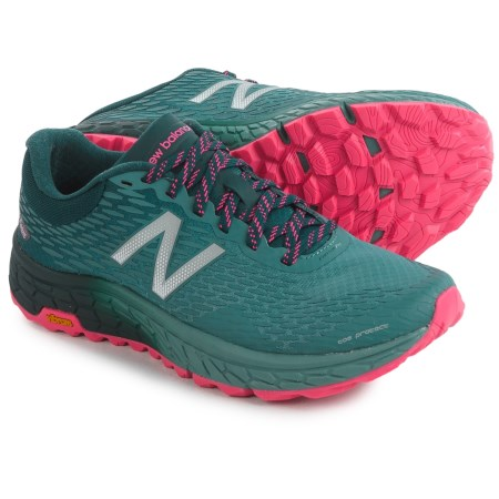 new balance Fresh Foam Hierro V2 女款越野跑鞋