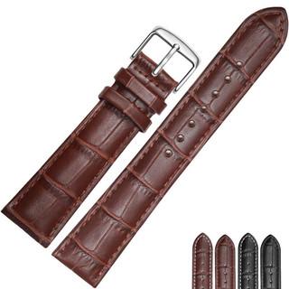白菜党 : 佳时利 皮质手表带 多尺寸可选 送安装工具