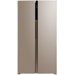 Midea 美的 BCD-610WKM(E) 610升 风冷 对开门冰箱 +两插排 2949.44 元 +凑单品