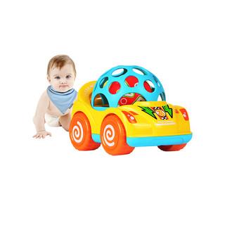 DODOELEPHANT 豆豆象 WX38202 儿童益智摇铃小车玩具  *3件