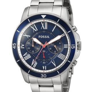 历史新低 : FOSSIL Grant系列 FS5238 男士时装腕表