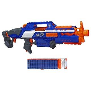 Hasbro 孩之宝 NERF精英系列 A4492 儿童玩具枪 超凡发射器