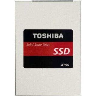 TOSHIBA 东芝 A100 SATA3 固态硬盘