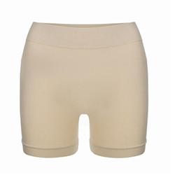 BLVD 裸色弹力平角安全裤
