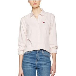 限尺码 : TOMMY HILFIGER 汤米·希尔费格 Aurora 女士纯棉长袖牛津衬衫