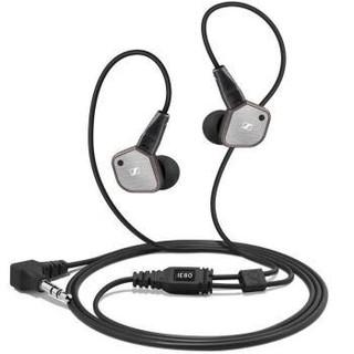 森海塞尔(Sennheiser) IE80 入耳式HiFi耳机 经典旗舰 黑色