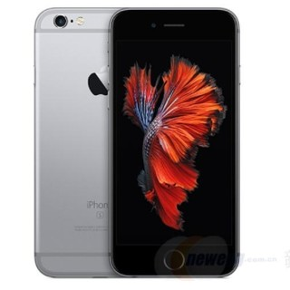 Apple 苹果 iPhone 6s Plus4G手机 128G 深空灰色