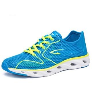 Deerway 德尔惠 男童网面运动鞋