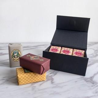 CLAUS PORTO 桃乐丝 迷你手工洁面皂 礼盒装 50g *3块