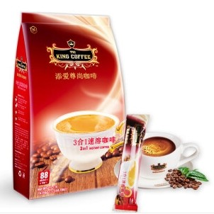 G7 COFFEE 中原咖啡 添爱尊尚三合一速溶咖啡粉 16g*48包