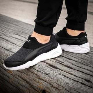 双11预告、限尺码 : PUMA 彪马 X STAMPD TRINOMIC SOCK NM 男士休闲运动鞋