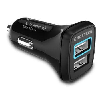 CHOETECH QC3.0 车载充电器