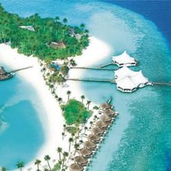 4晚水屋连住!全国多地-马尔代夫萨芙莉岛7天5晚自由行