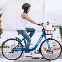 优惠券码:bluegogo 小蓝单车