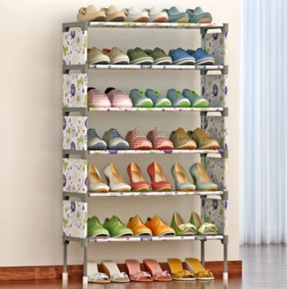 索尔诺 K127 简易多层鞋架