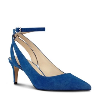 Nine West 玖熙 Shawn Suede Dress 女士高跟鞋 四色可选