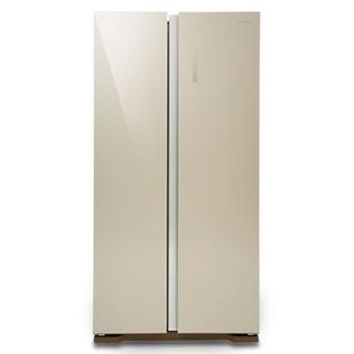 Panasonic 松下 NR-W56M1-XN 570升 对开门冰箱