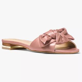 限尺码 : MICHAEL KORS 迈克·科尔斯 Willa 女士真皮凉鞋