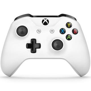 历史新低 : Microsoft 微软 Xbox One S游戏手柄 冰雪白