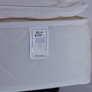 KING KOIL 金可儿 酒店精选系列 迪拉 独立弹簧床垫 1800*2000*240