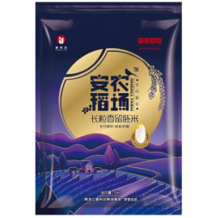 ANDALL FARM 安稻农场 长粒香留胚米 5kg