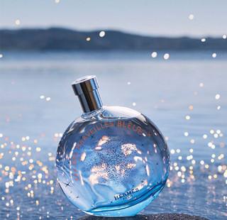 HERMÈS 爱马仕 蓝色橘彩星光淡香水