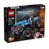 LEGO 乐高 2017科技系列 42070 6X6全时驱动牵引卡车+凑单品 1400元(需用券)