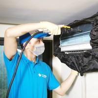 十分到家 空调挂机清洗保养 拆洗杀菌消毒 上门服务
