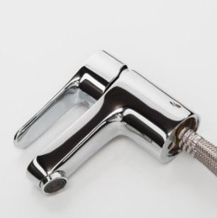 KOHLER 科勒 K-16027T-B4-CP 齐悦洗脸盆龙头