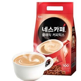 限地区 : Nestlé 雀巢 经典三合一速溶咖啡 12g*100条