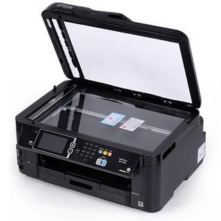 EPSON 爱普生 WF-7610DWF Wireless 彩色喷墨打印一体机