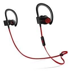 Beats Powerbeats 2 Wireless 无线挂耳 耳塞式耳机 黑色