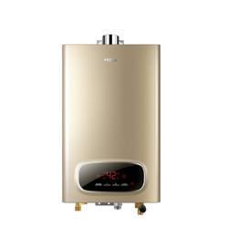 海尔(Haier)13升 燃气热水器天然气 JSQ25-13WD6(12T)