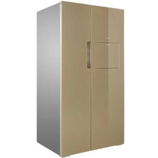 BOSCH 博世 KAN93S8ATi 风冷变频 对开门冰箱 608L