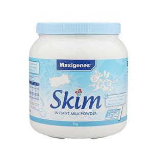Maxigenes 美可卓 高钙脱脂奶粉 1kg
