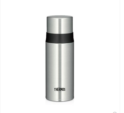 THERMOS 膳魔師 不銹鋼真空保溫保冷杯 350毫升 2色可選 FFM-350