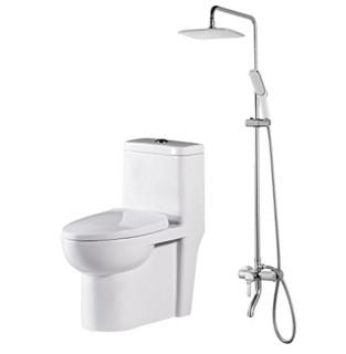 ENZO RODI 贝朗安住  一体式坐便器+可升降淋浴柱 F0030-Z  马桶淋浴柱套餐