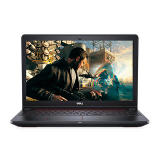 戴尔DELL灵越游匣15PR-5545B 15.6英寸游戏笔记本电脑(i5-7300HQ 4G 128GSSD+1T GTX1050 4G独显 FHD)黑
