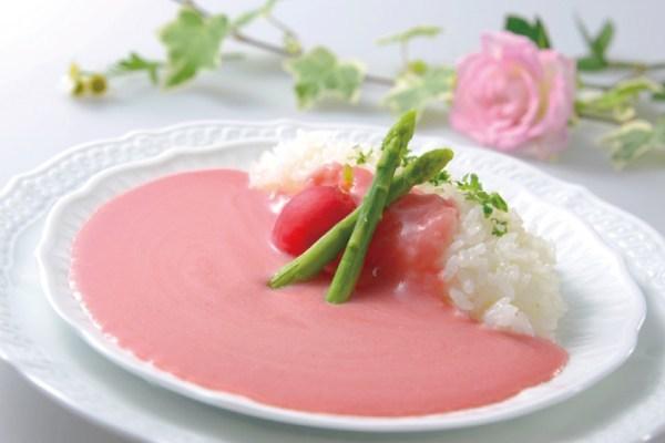 奇葩物:brilliant associates 华美贵妇的粉的pink华丽 方便咖喱 200g