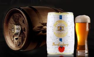 wurderburg 沃德古堡 白啤酒 5L