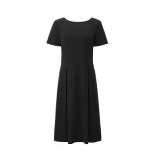 限S码、历史新低 : UNIQLO 优衣库 181504 女款BRA连衣裙